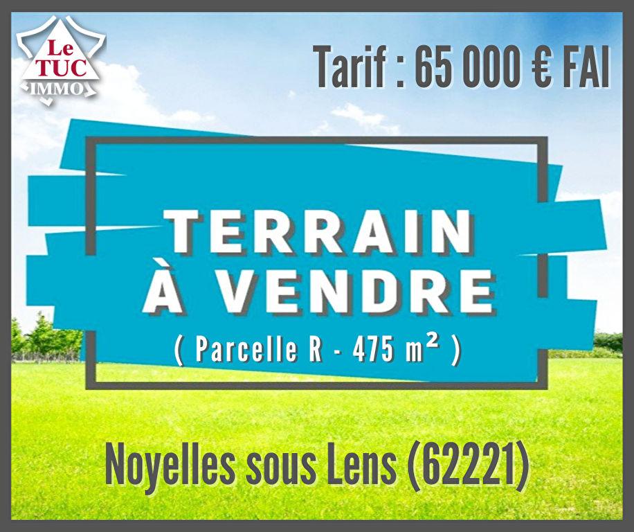 Terrain Noyelles Sous Lens 475 m2