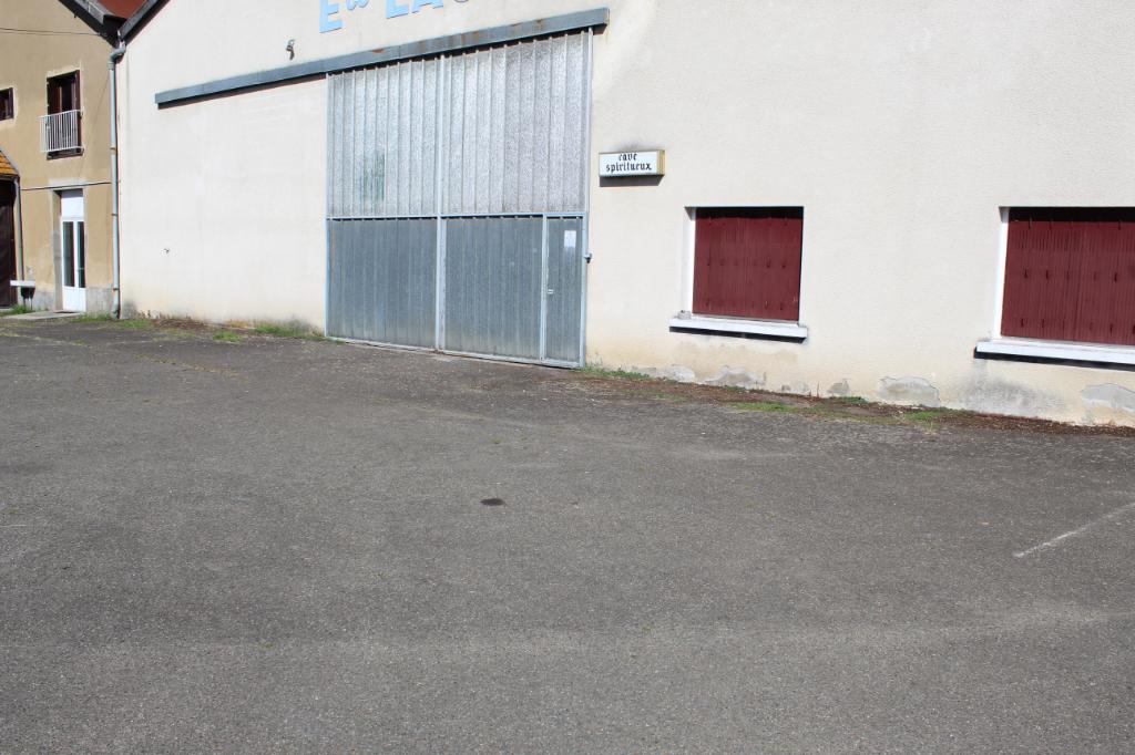 Entrepôt / local industriel Hagetmau 1660 m2