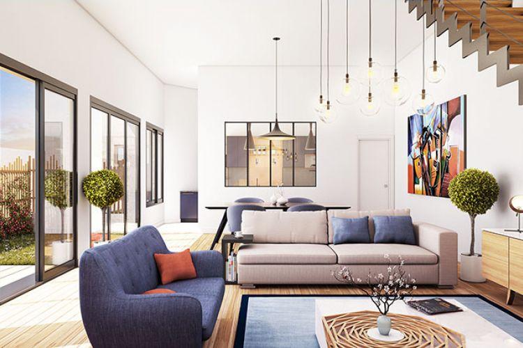 Maison  4 pièce(s) 98 m2