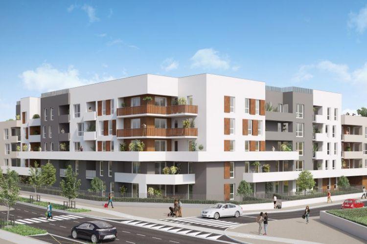Appartement  3 pièce(s) 56.32 m2