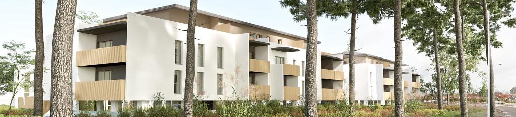 Appartement Biscarrosse 2 pièce(s) 42.40 m2