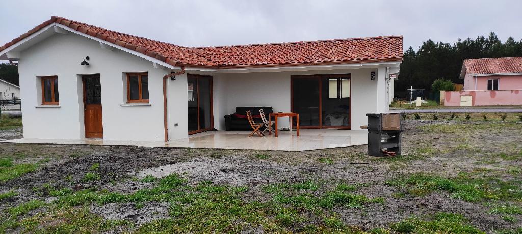 Maison neuve Onesse Laharie  68 m2