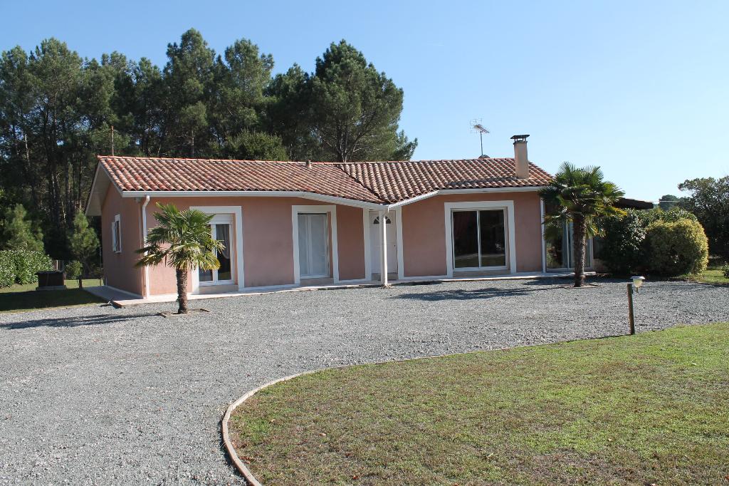 Maison avec dépendance Pontenx Les Forges 4 pièce(s) 120 m2