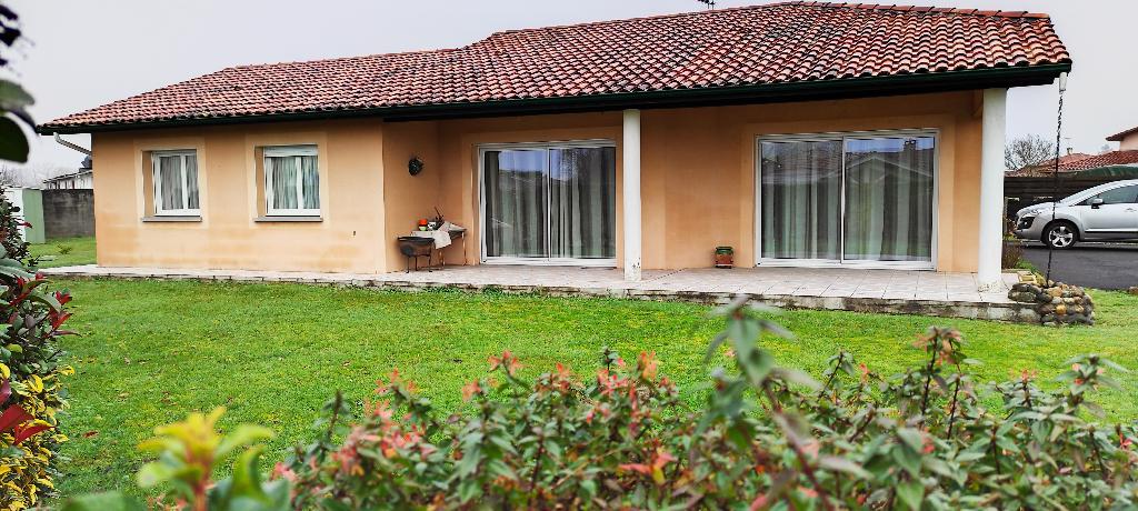 Maison Saint Vincent De Paul 4 pièce(s) 105 m2