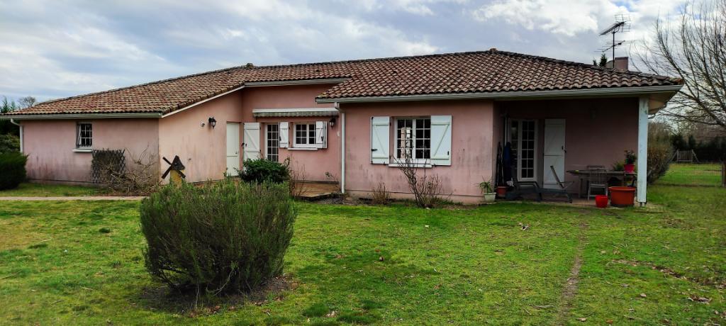 Maison Pontenx Les Forges 7 pièce(s)