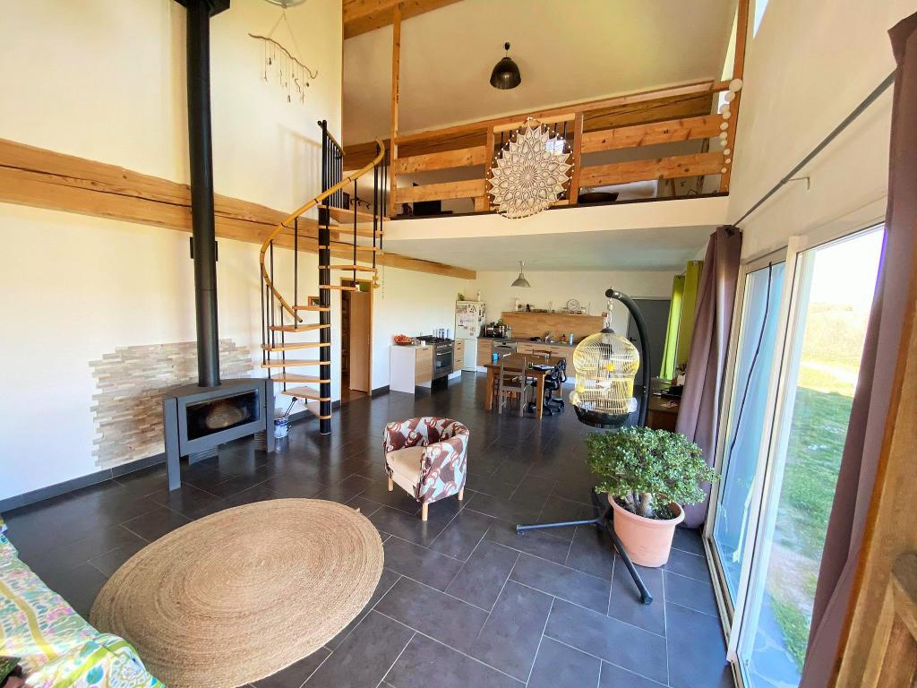 Villa 160m2 F4 Terrain 1278m2