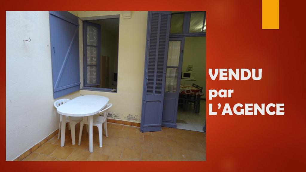 Appartement Le Grau Du Roi 2 pièce(s) 19 m2