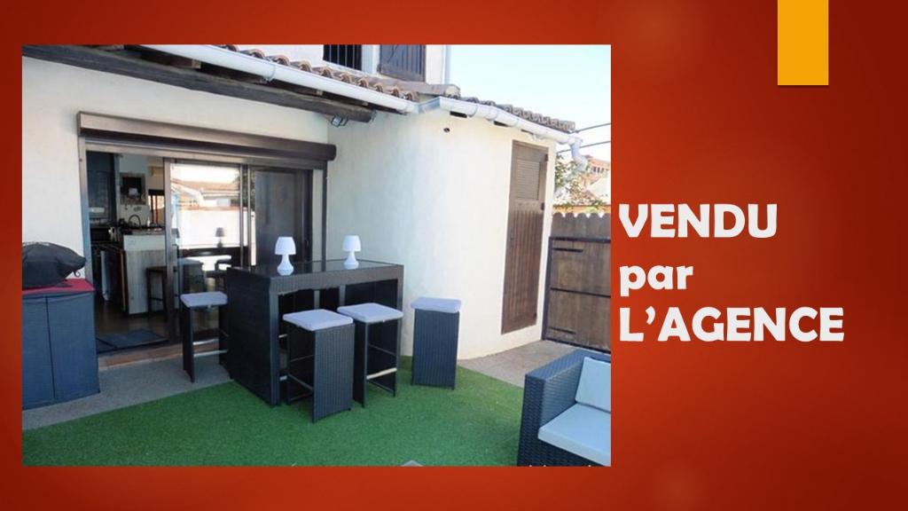 Maison 78m² Boucanet - RARE