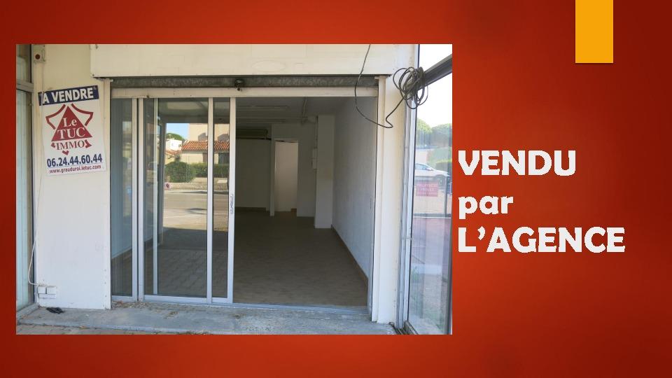 Local d'activité Le Grau Du Roi 31 m2
