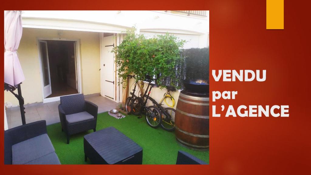 Appartement Le Grau Du Roi 1 pièce(s) 20 m2