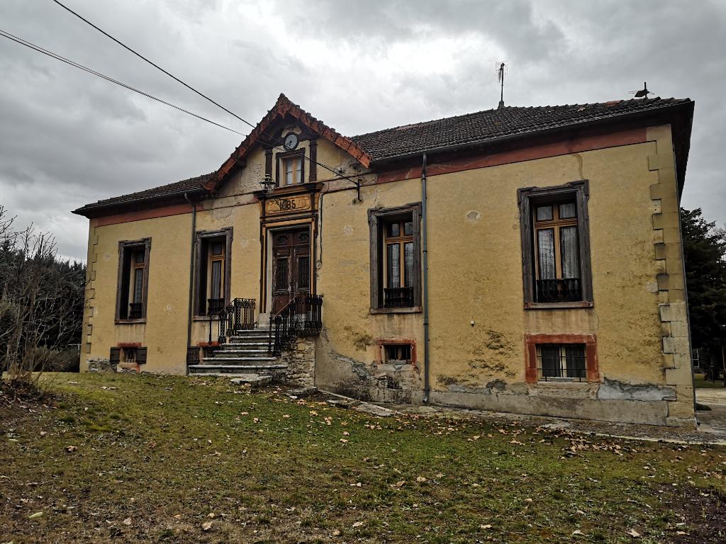 Maison de Maître - 400m² - VALREAS
