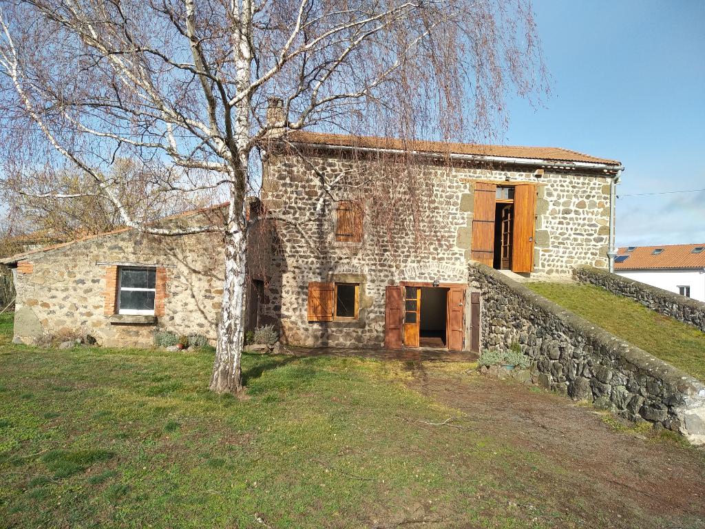 Maison Sanssac L Eglise 4 pièce(s) 120 m2