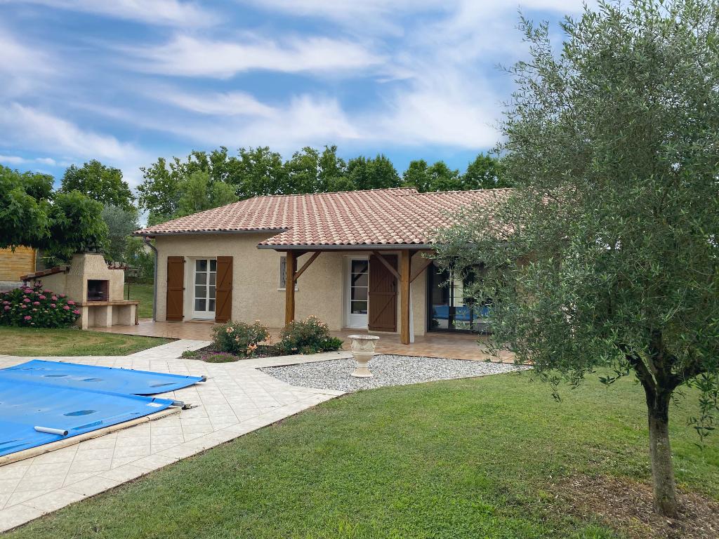 BRENS Villa 140 m² avec PISCINE et ANNEXE