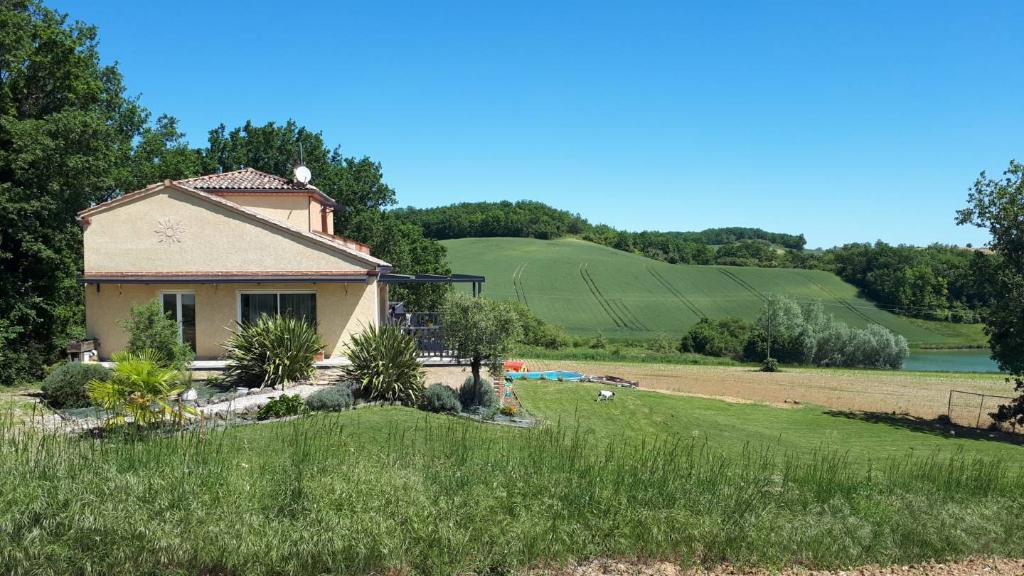 CADALEN Belle Villa de 160 m² avec vue