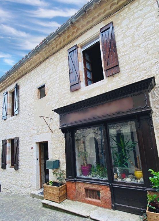 Maison de charme - Castelnau De Montmiral 4 pièce(s) 90 m2