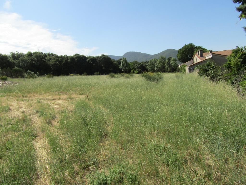 Terrain  la Roche Saint Secret (26) 1260 m2 viabilisé. 0699425308