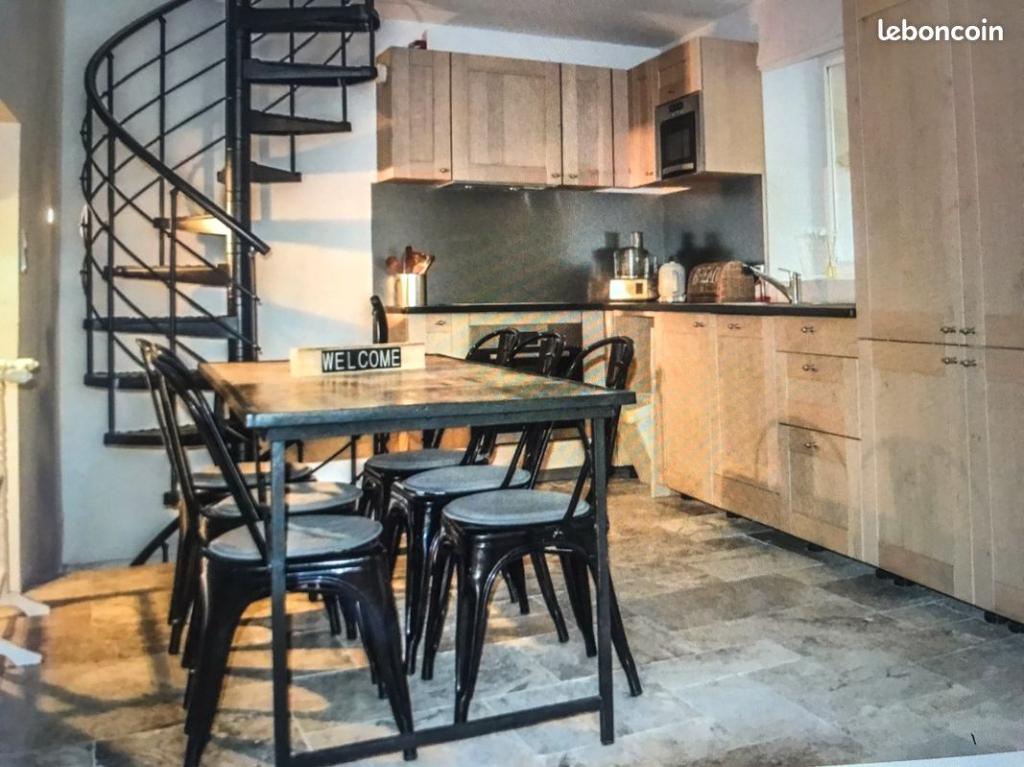 Maison de village Seguret 4 pièce(s) 73 m2