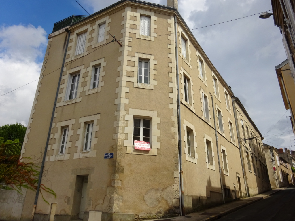 APPARTEMENT 59 M² T3 POITIERS