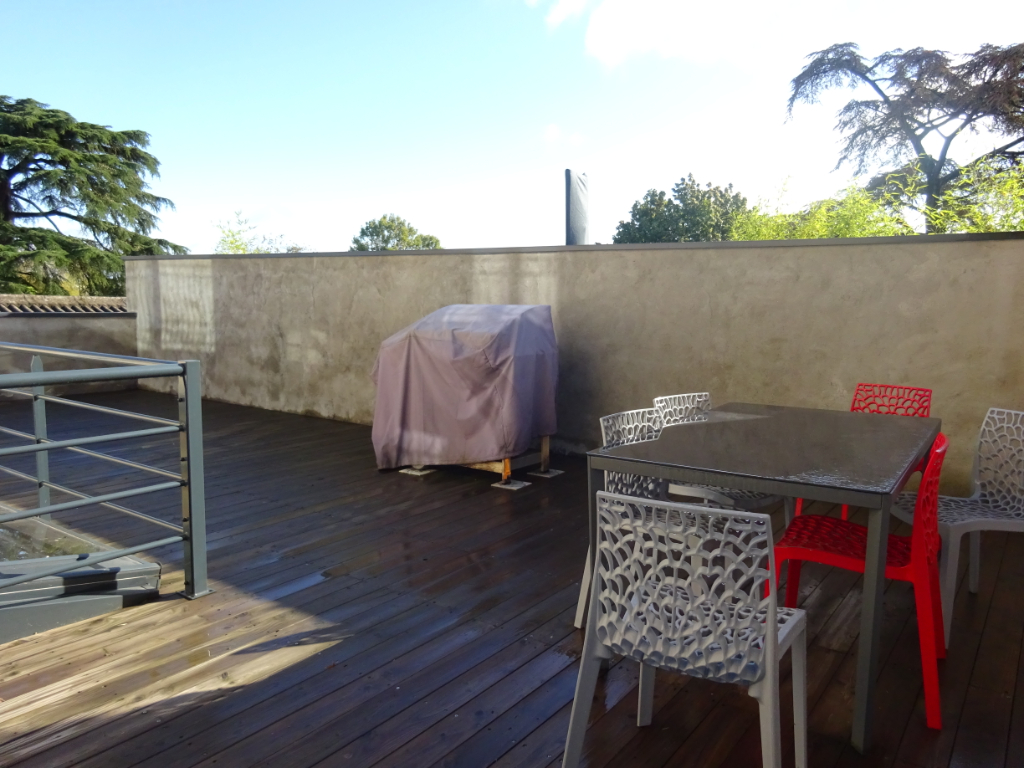 APPARTEMENT POITIERS 3 CHAMBRES TERRASSE