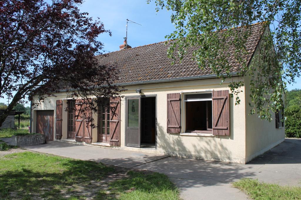 Isle et Bardais - Maison, sur 1 ha, à la campagne au calme, proche du Foret.