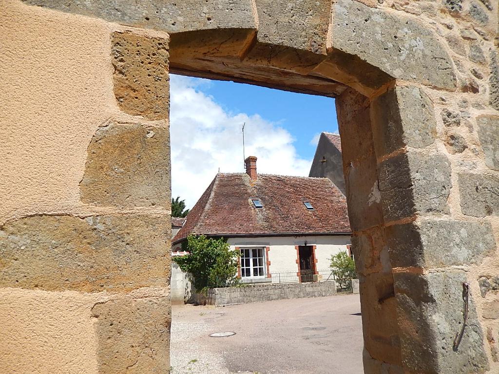 Couleuvre ? Joli maison dans le village avec un belle vue dégagé sur un terrain de 1450m²