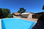 A VENDRE Maison T4 à Tosse avec piscine et double garage sur 951 m² de terrain