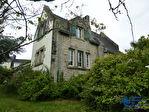 PONTIVY, Maison en pierres des années 30 sur terrain de 1899 m² 1/12