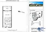 EN VEFA, Appartement de 45.34 m² au rez-de-chaussée, PONTIVY MORBIHAN BRETAGNE 2/2