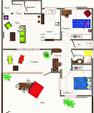Cayenne Appartement T3 en rez-de-jardin 2/9