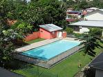 Cayenne, quartier Baduel, à vendre studio dans résidence sécurisée avec régisseur, piscine 1/7