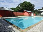 Cayenne, quartier Baduel, à vendre studio dans résidence sécurisée avec régisseur, piscine 2/7