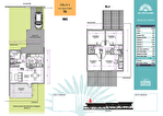 MACOURIA - Villa T5  de 100 m2 avec jardin cloturé. 13/13