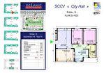 QUARTIER HIBISCUS - Résidence City Hall, appartement T3 avec jardin. 10/11