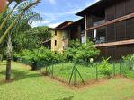A vendre Studio + varangue + jardin + parking dans résidence sécurisée: régisseur/ piscine 1/11