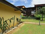A vendre Studio + varangue + jardin + parking dans résidence sécurisée: régisseur/ piscine 7/11