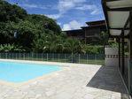 A vendre Studio + varangue + jardin + parking dans résidence sécurisée: régisseur/ piscine 8/11