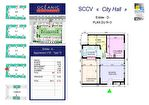 CAYENNE - Résidence City Hall, appartement T2. 7/9