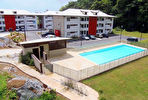 Remire-Montjoly, à vendre appartement T2 dernier étage 1/6