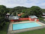Secteur Cayenne Baduel, à vendre T2, résidence sécurisée avec piscine 2/4