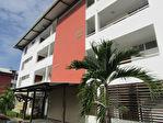 Cayenne, résidence sécurisée avec régisseur, à vendre T2 en rez-de-jardin 2/4