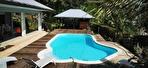 La Chaumière, superbe villa T5 d'architecte avec piscine.  1/8