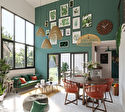 Appartement T3 (neuf) - résidence EBENE ROSE - 75,98 m² - Remire Montjoly 1/4