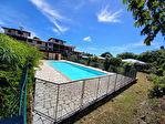 REMIRE-MONTJOLY - Studio 42 m²  résidence avec piscine et régisseur 1/12