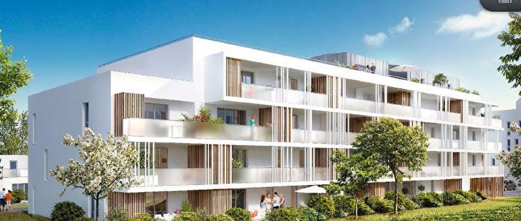 Appartement Bouguenais 3 pièce(s) 62.20 m2