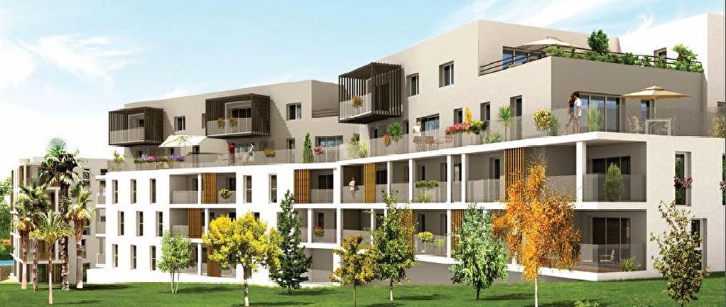 Appartement Nantes 2 pièce(s) 39 m2