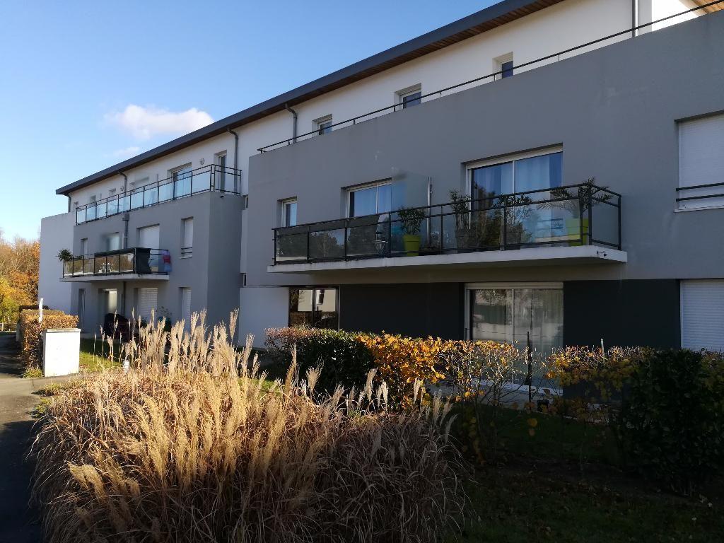 Appartement Bouguenais 2 pièce(s) 33.73 m2
