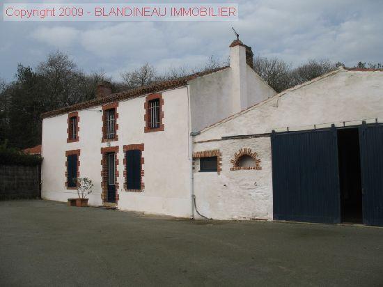 Maison Bouaye - 5 pièces - 120 m2