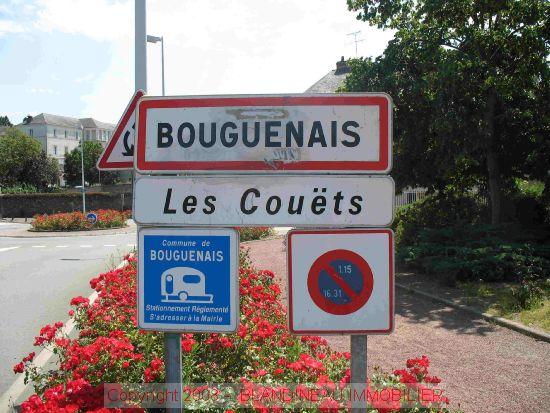 Terrain Bouguenais
