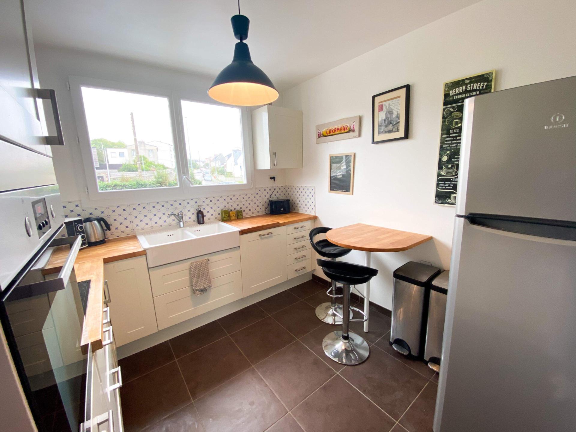 Offre d'achat acceptée - Brest Guelmeur - Appartement T4 avec locataire en place