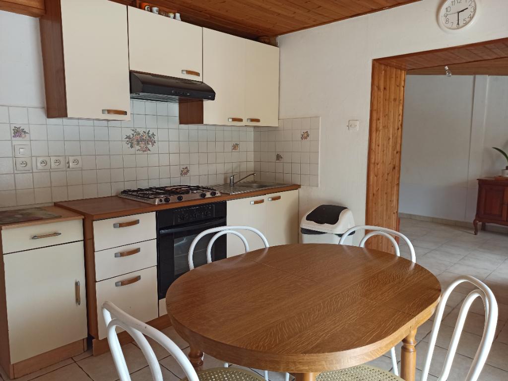 SAINT RENAN : appartement RDC F3 à vendre